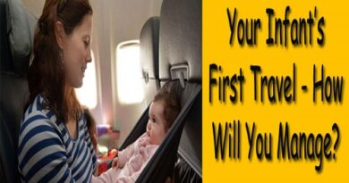 Infant's First Travel